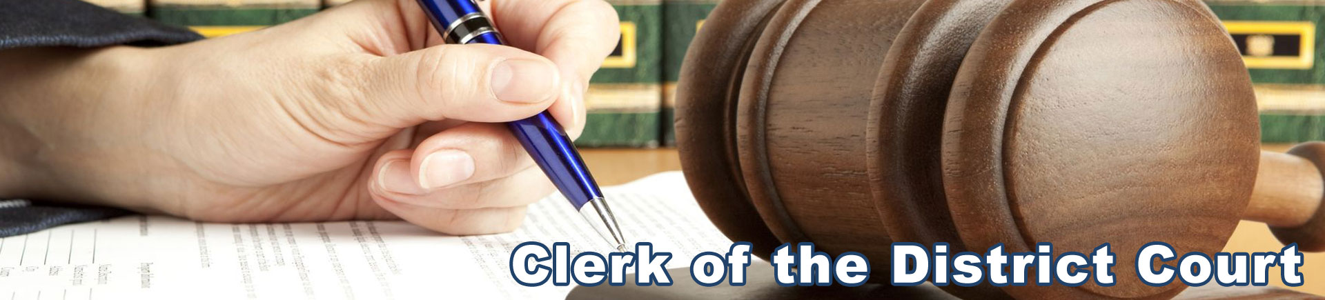 Lincoln County Clerk of the District Court