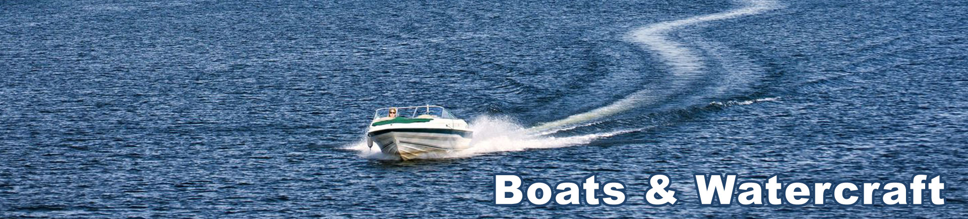 Lincoln County Motor Vehicle Boats and Watercraft